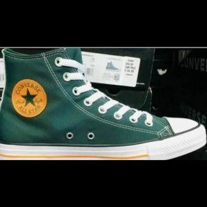Converse Chuck Taylor High Top Mud Green